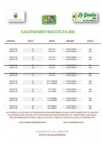 Calendario Rettificato
